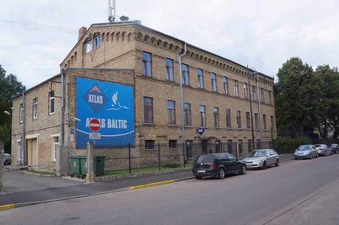 Управление коммерческой недвижимостью - комплекс административных зданий на улице Matisa, Рига.