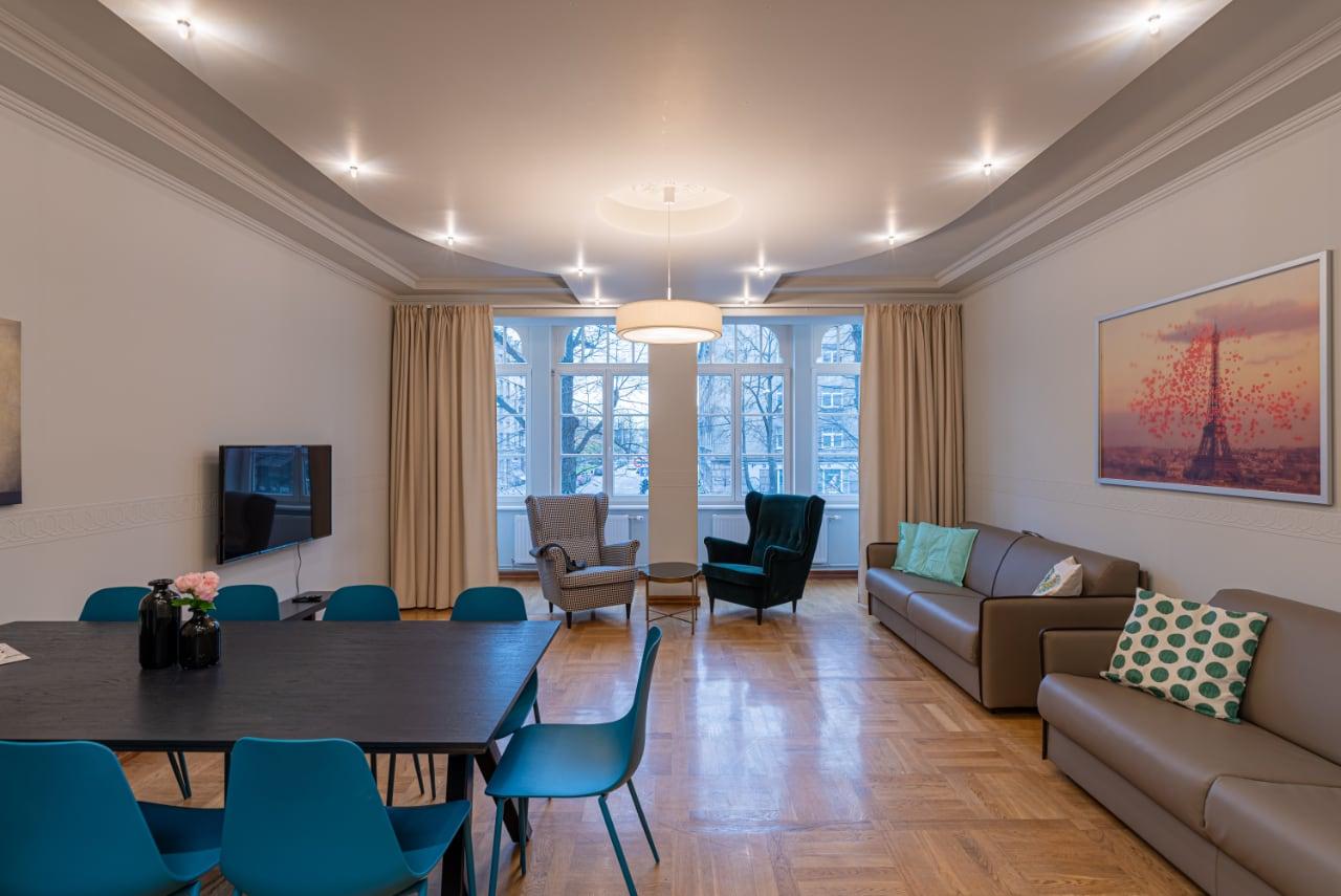 Управление квартирами для сдачи в аренду
